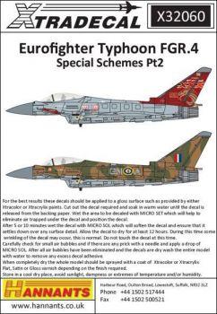 XD32060 Eurofighter Typhoon FGR.4 Teil 2