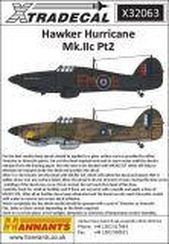 XD32063 Hurricane Mk.IIc Teil 2