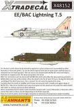 XD48152 EE/BAC Lightning T.5