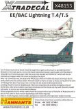 XD48153 EE/BAC Lightning T.4/T.5