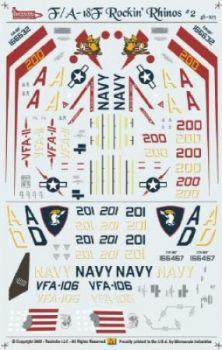 TB48103 F/A-18F Super Hornet