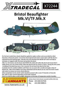 XD72244 Beaufighter