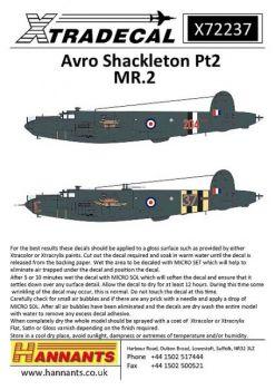 XD72237 Shackleton Teil 2 (MR.2)