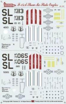 TB48109 F-15A Show Me State Eagles