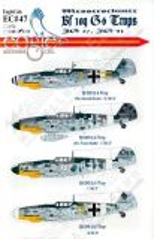 ECD32047 Bf 109G-6/Trop