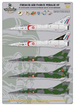 WMD48008 Mirage 5F französische Luftwaffe