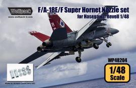 WP48204 F/A-18E/F Super Hornet Schubdüsen (F414-Triebwerk)