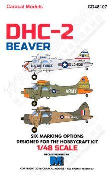 CD48107 DHC-2 Beaver