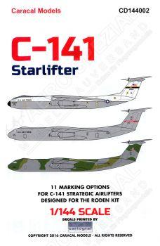 CD144002 C-141 Starlifter