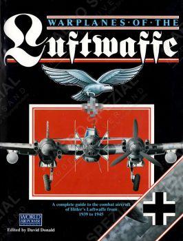 WAPJ07 Warplanes of the Luftwaffe World War II
