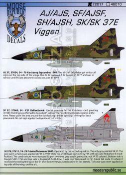 MRD7217 Saab 37 Viggen Teil 1