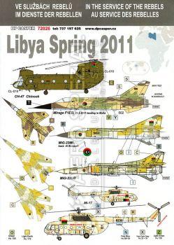 DPC72026 Im Dienste der Rebellen: Libyen, Frühjahr 2011