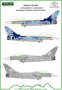 MOMD32080 Eurofighter Luftwaffe Anniversary Finish