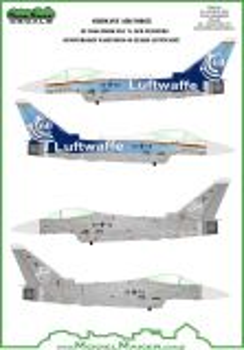 MOD72080 Eurofighter Luftwaffe Anniversary Finish