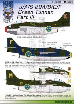 MRD4821 J/A/S 29A/B/C/F Tunnan