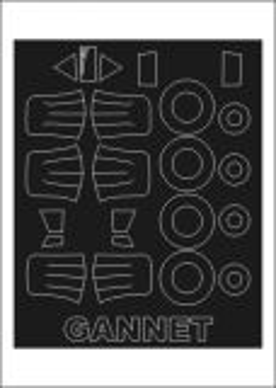 MXS72141 Gannet Maskierfolie
