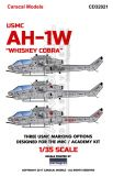 CD32021 AH-1W SuperCobra