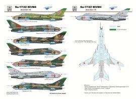 HU48172 Su-17M4 & Su-22M3 Fitter