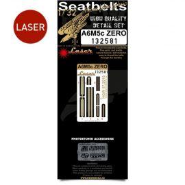 HG132581 A6M5c Zero Seat Belts