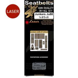 HG148546 Ju 88 Seat Belts