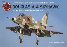 FT003 A-4N & TA-4J Ahit (Skyhawk) Israeli Air Force
