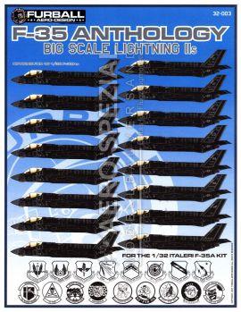 FBD32003 F-35A Lightning II