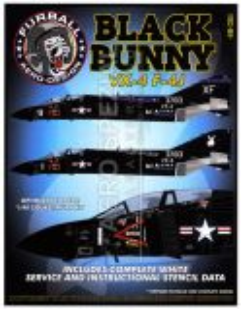 FBD48061 F-4J Phantom II Black Bunny