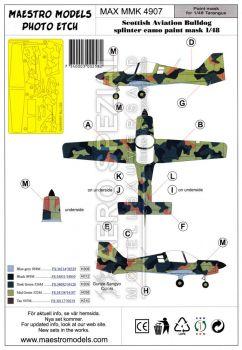 MMK4907 SA Bulldog Maskierfolie für Splittertarnung