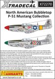 XD72270 P-51 Mustang International Air Forces Post-War