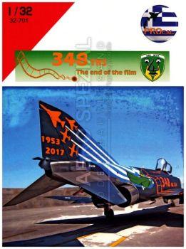 PRO32701 RF-4E Phantom II griechische Luftwaffe: The End of the Film