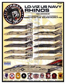 FBD48064 F-4J/S Phantom II U.S. Navy