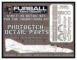 FPE4803 F-4S Phantom II Detail Set