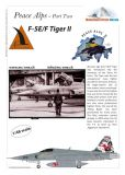 MC48018 F-5E/F Tiger II Peace Alps II