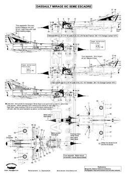 BD48135 Mirage IIIC