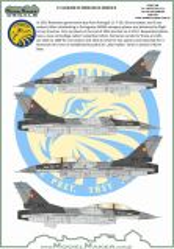MOD48097 F-16AM/BM Fighting Falcon Romanian Air Force