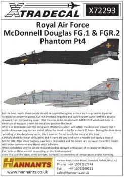 XD72293 Phantom FG.1/FGR.2 Teil 4