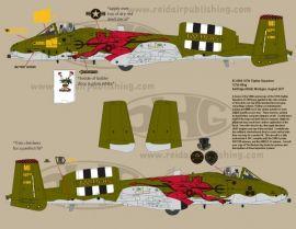 SHG48018 A-10C Thunderbolt II Sonderanstrich