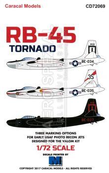 CD72069 RB-45C Tornado