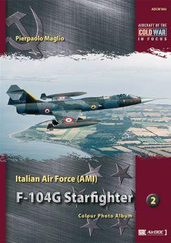 ADCW002 F-104G Starfighter italienische Luftwaffe (AMI)