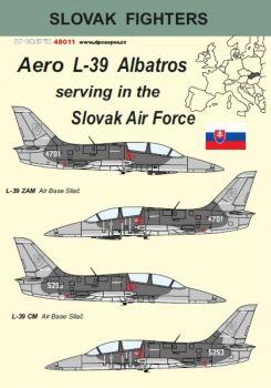 DPC48011 L-39 Albatros slowakische Luftwaffe
