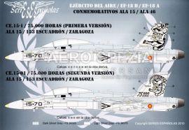 SE1148 EF-18A/B Hornet Sondermarkierungen