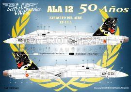 SE2948 EF-18M Hornet 50 Jahre Ala 12