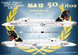 SE2972 EF-18M Hornet 50 Jahre Ala 12