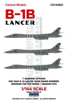 CD144003 B-1B Lancer