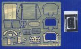 PF32317 P-51D Mustang Detail Set