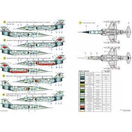 ACD48003 F-104 Starfighter im NATO-Einsatz