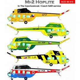 ACD48010 Mi-2 Hoplite im SAR-Einsatz