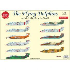 ACD48017 L-29 Delfin im weltweiten Einsatz