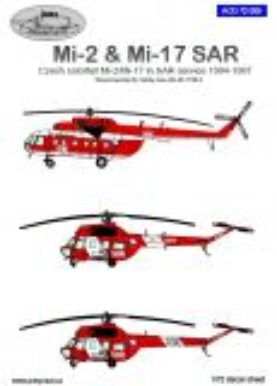 ACD72005 Mi-2 Hoplite/Mi-17 Hip im SAR-Einsatz