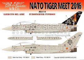 SE3572 Eurofighter Typhoon NATO Tiger Meet 2016